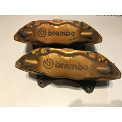 Brembo Gold 4pot перед